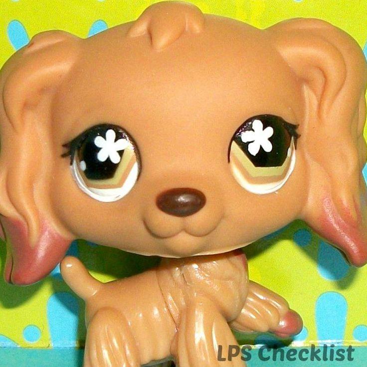 lps brown dog littlest - photo #31