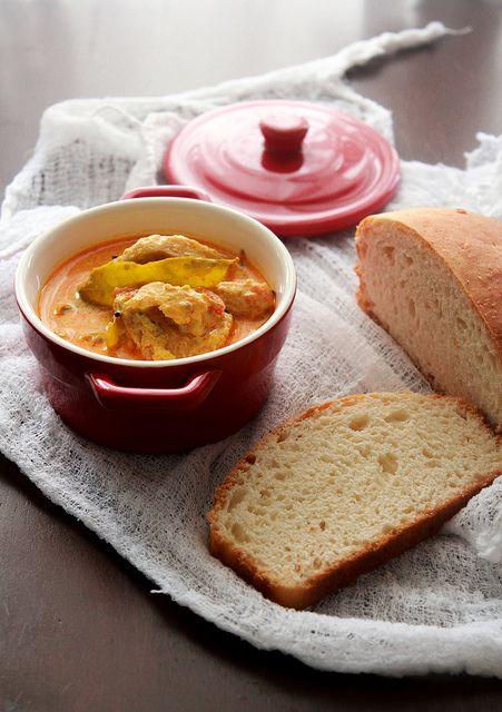 CREAMY TOMATO & COCONUT FISH CURRY. Quick & Delicious!