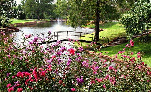Will Rogers Garden Oklahoma City Garden Family