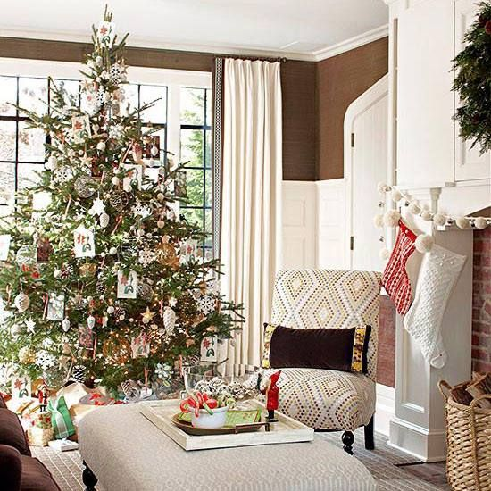 Decorating Ideas > Better Homes And Gardens Photo  O Christmas Tree, O  ~ 133143_Christmas Decoration Ideas Better Homes Gardens