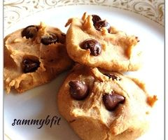 Chickpea Cookies Recipe: PB & Chocolate Chip | Vitacost.com Blog