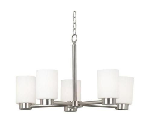 cirrus 5 light chandelier at menards this was the light fixture we. Black Bedroom Furniture Sets. Home Design Ideas