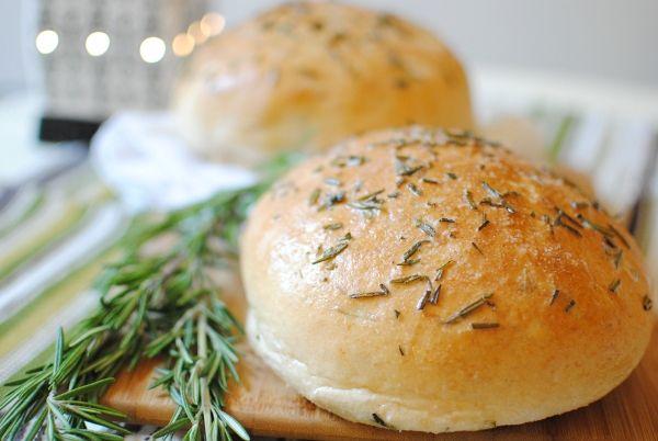 Rosemary Peasant Bread | Bread & Breakfast belleh | Pinterest