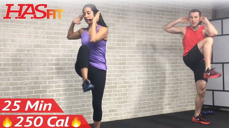 pics Tabata Low-Impact and High-Intensity Challenge