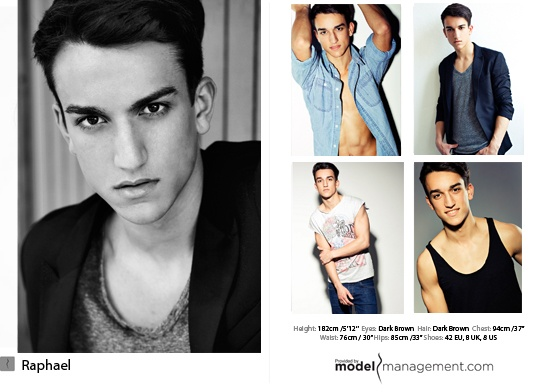 Comp card example model actor headshot ideas pinterest for Comp card example
