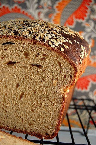 Oatmeal Buttermilk Bread | Recipes | Pinterest