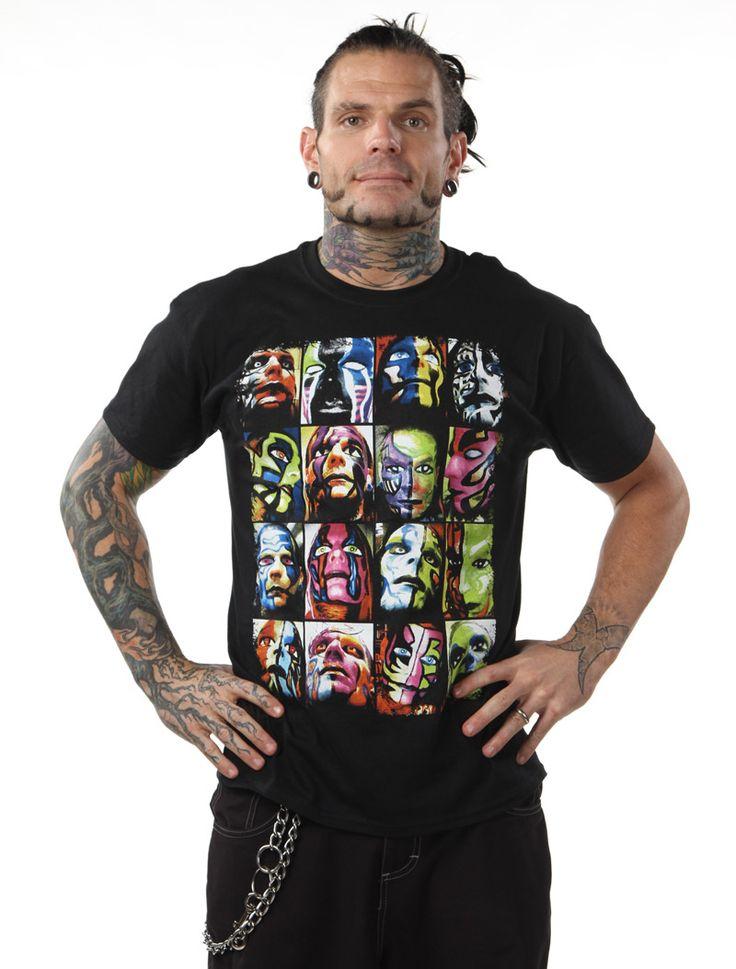Jeff Hardy Face