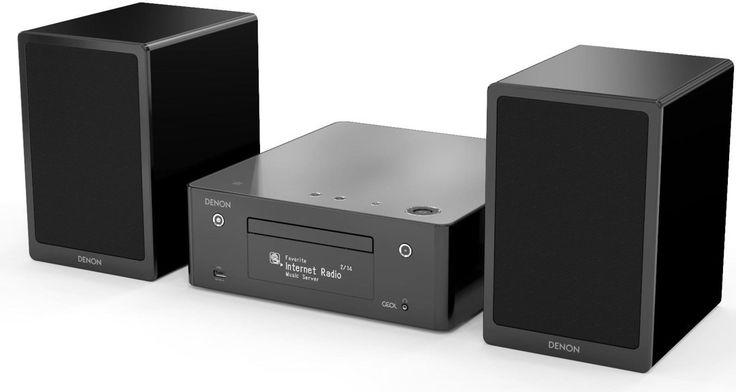 Denon ceol n9 nouvelle mini chaîne stéréo wi fi airplay et