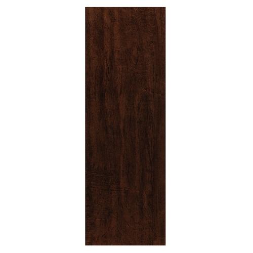 Interceramic 6 In X 24 In Colonial Wood Walnut Ceramic Floor Tile Item