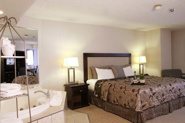 Hotels With Jacuzzi In Room San Jose CA Bedroom Pinterest