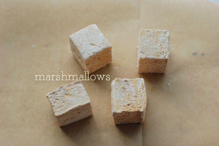 Honey Vanilla Bean Marshmallows | Yummy!!! | Pinterest