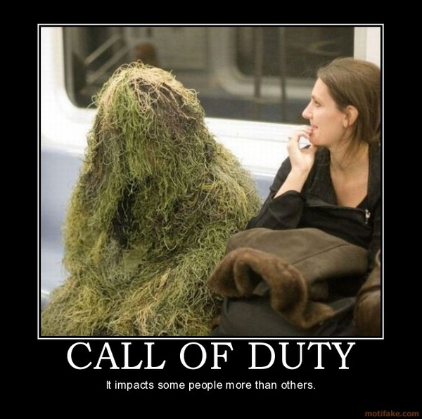 Call Of Duty hahahahahs