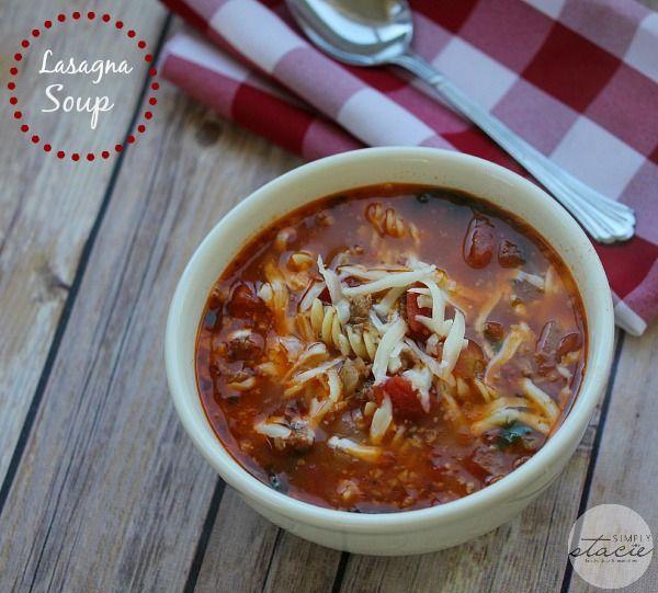 ... Italian turkey sausage, part-skim ricotta and mozzarella for this soup