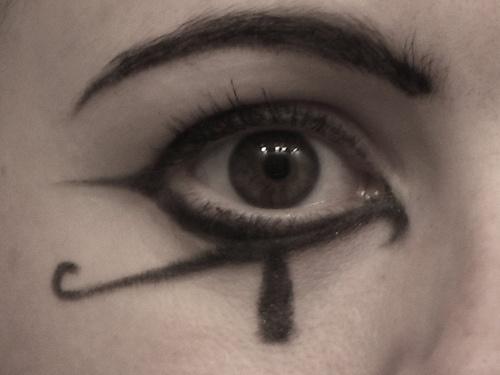 eye of horus :) | Eyes | Pinterest