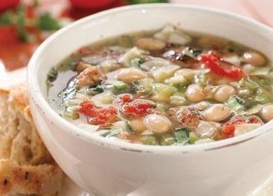 lentil-rice stew with turkey sausage | Make-Ahead Meals | Pinterest