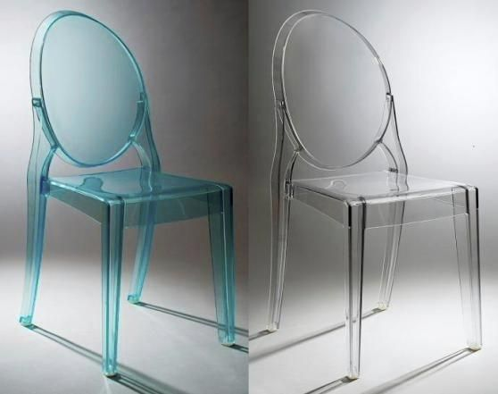 Pin by lorenza reyes on mobiliario pinterest - Ghost chairs knock off ...