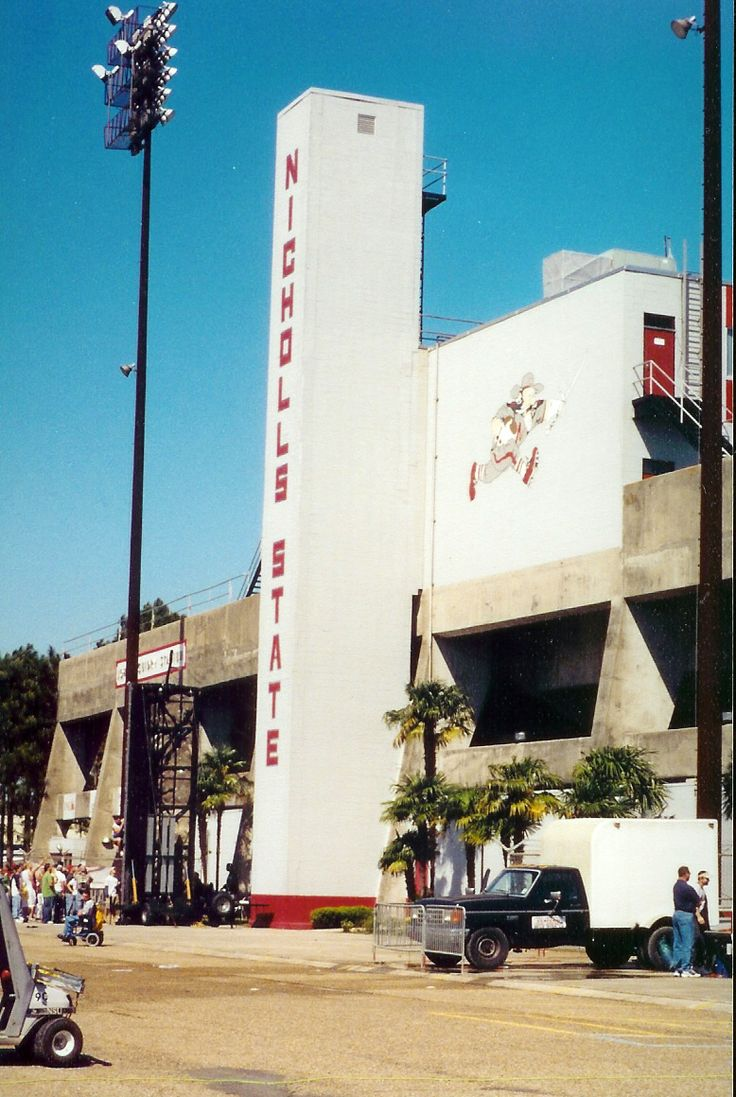 Thibodaux (LA) United States  City new picture : Nicholls State University Thibodaux, LA | Places I've been | Pinterest