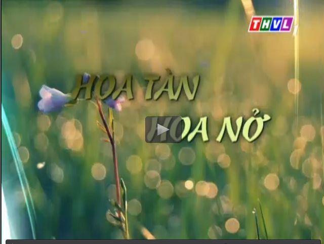 Hoa Tàn Hoa Nở - Thvl2 - Trọn Bộ