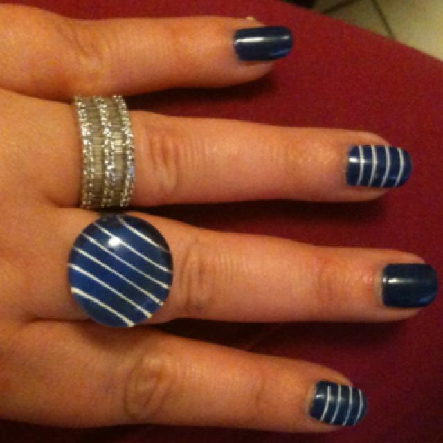 Nail art Line | My Nails