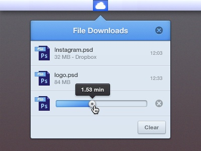 File Downloads by Victor Erixon
