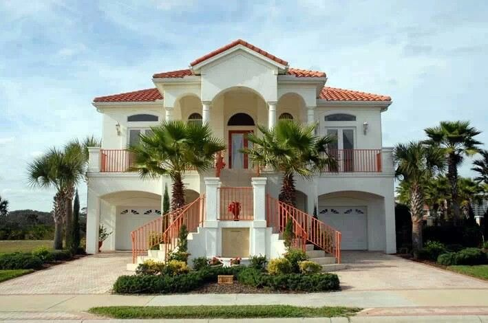 Very beautiful home amazing dream homes for Very beautiful house