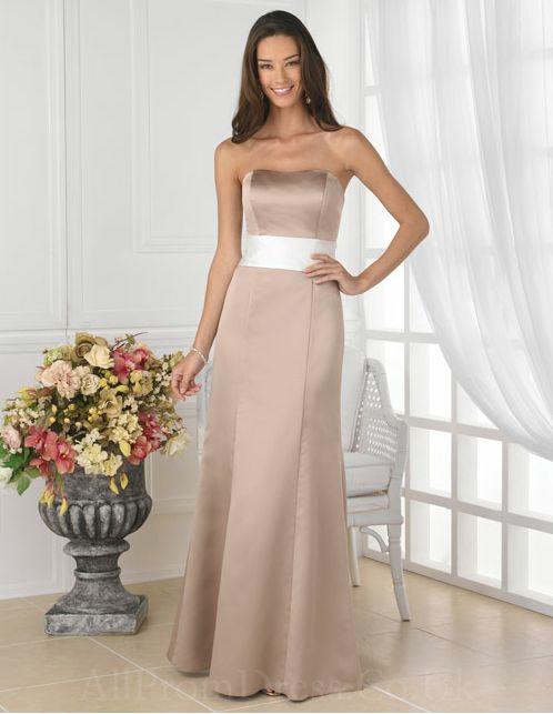 Champagne Teenage Bridesmaid Dresses Uk Style Of
