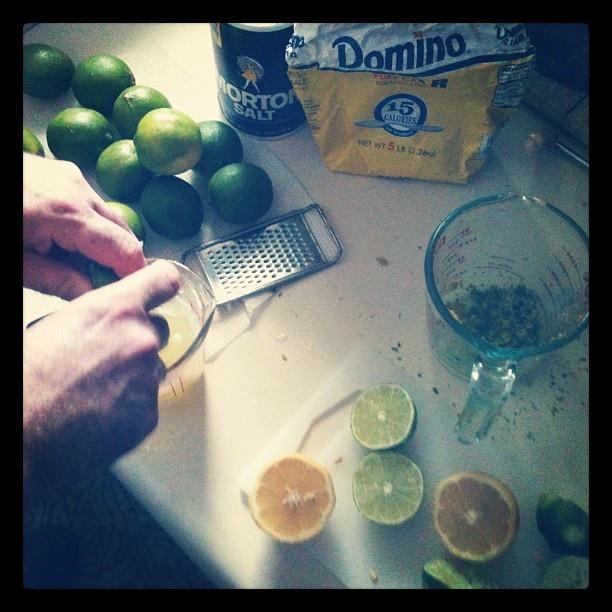 The best fresh margarita.