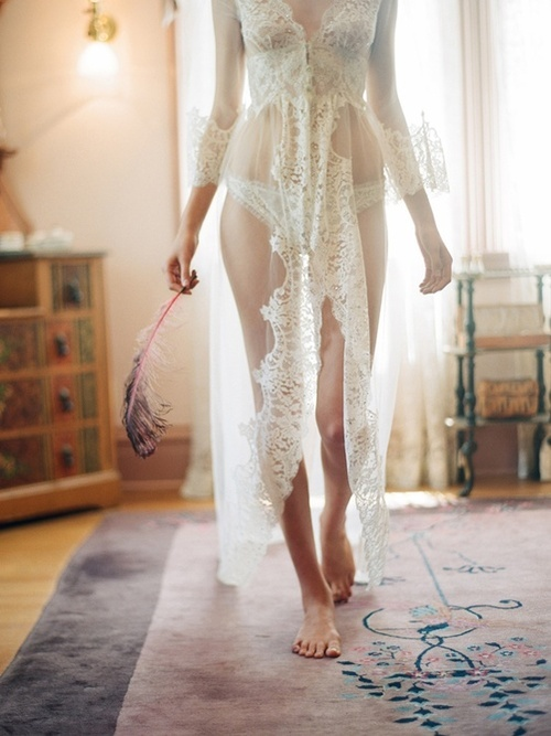 attention naughty brides how to make your wedding night