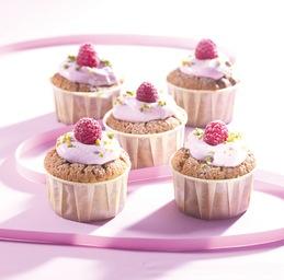 Cupcakes Pistachio Raspberries | Cupcakes | Pinterest