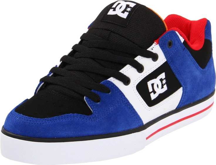 DC Skate Shoes Zac cannot live without this brand