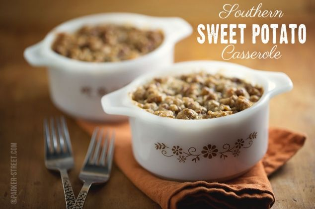 Classic Sweet Potato Casserole Recipe — Dishmaps