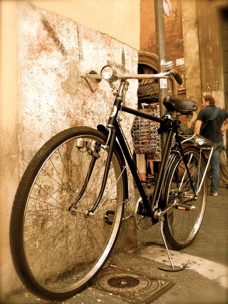 Vintage English Bicycle 49