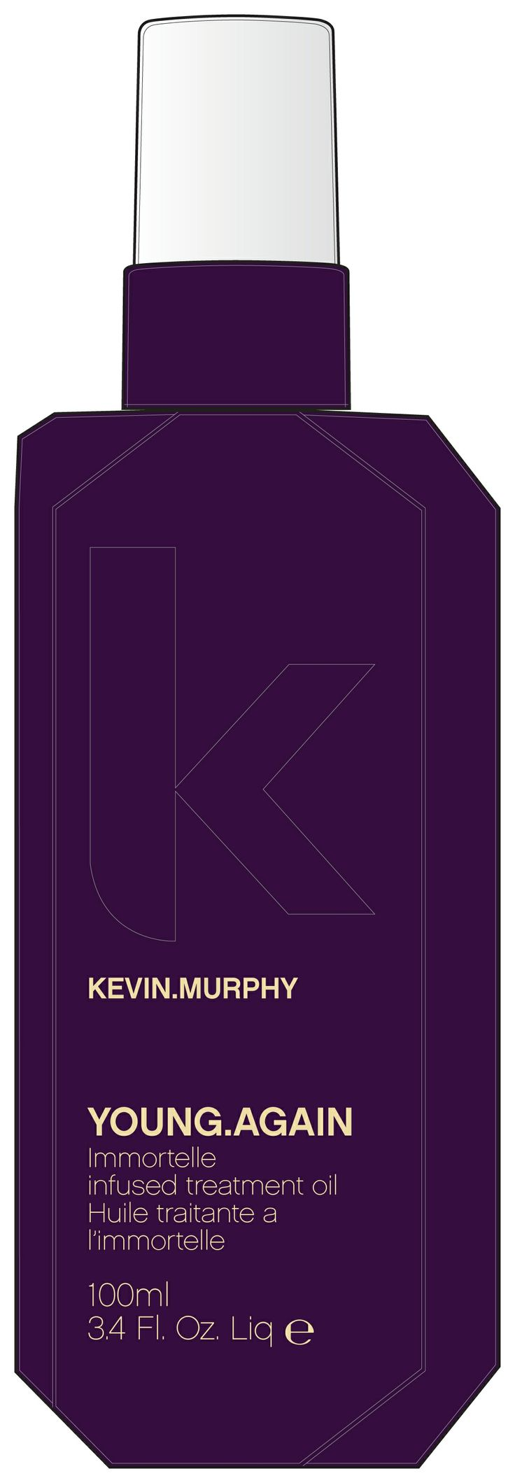 Kevin murphy young again