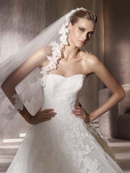 Robe de mariée Nadia  Robe de mariée  Pinterest