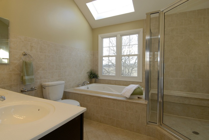 Beautiful Master Bathroom Home ideas Pinterest