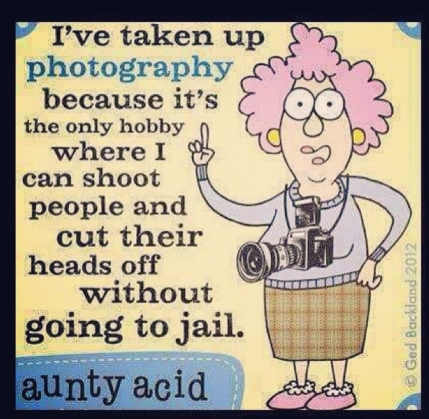 Photography Humor!