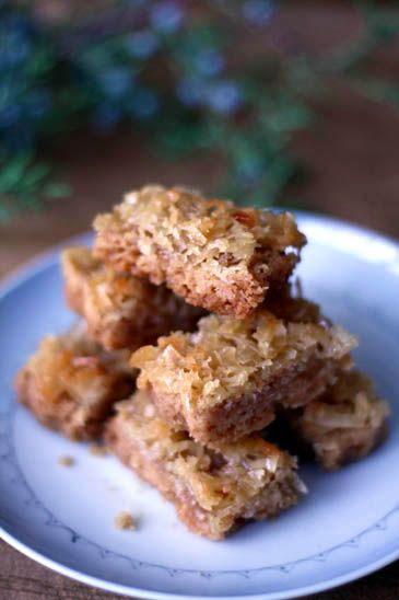 Maple Brown-Butter Shortbread Cookies