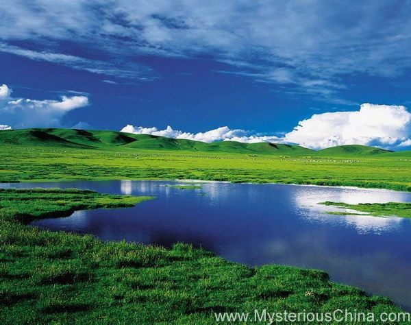 Hulun Buir China  City new picture : Hulun Buir Grassland in China | Grasslands & Steppe | Pinterest