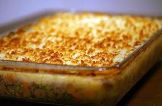 Easy Shepherds Pie | Let There Be Food | Pinterest
