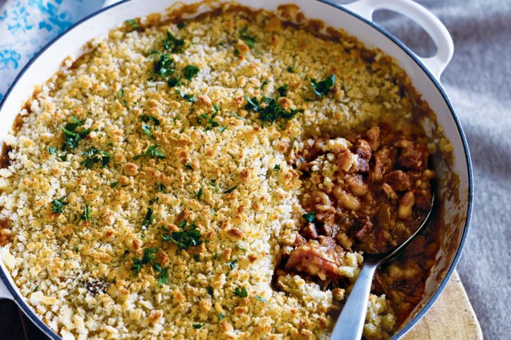 Cassoulet | Winter warmers | Pinterest