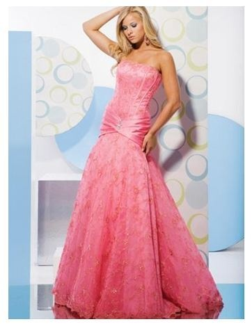 Skimpiest Prom Dresses