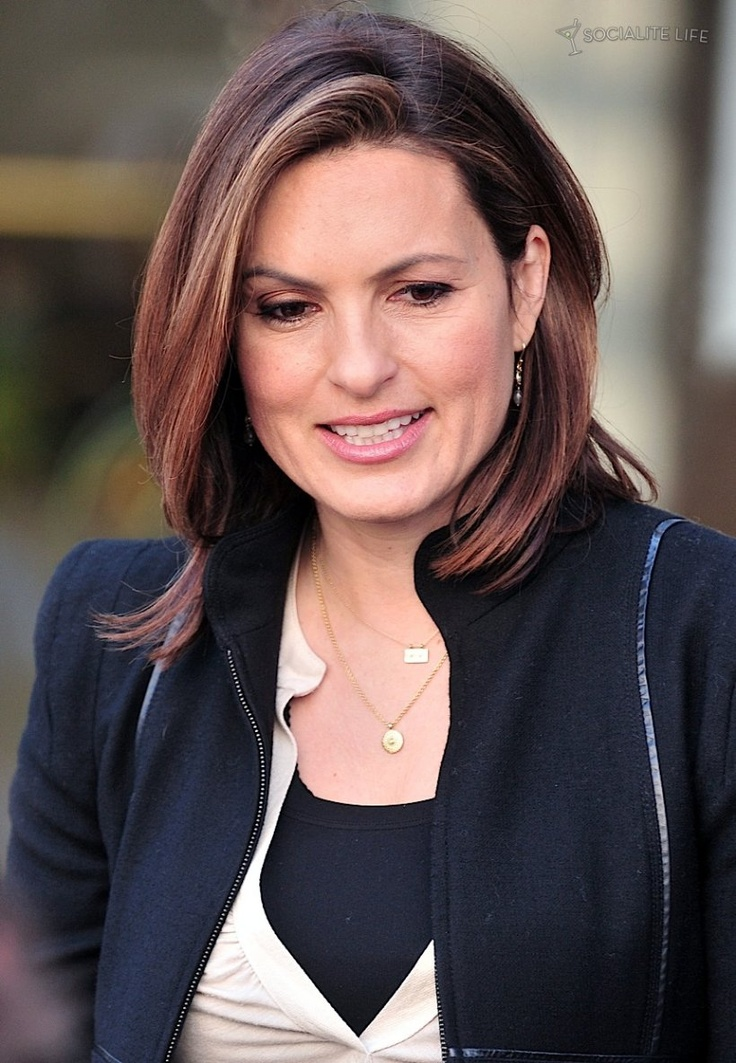 Top Image Of Olivia Benson Hairstyles Christopher Lawson Journal