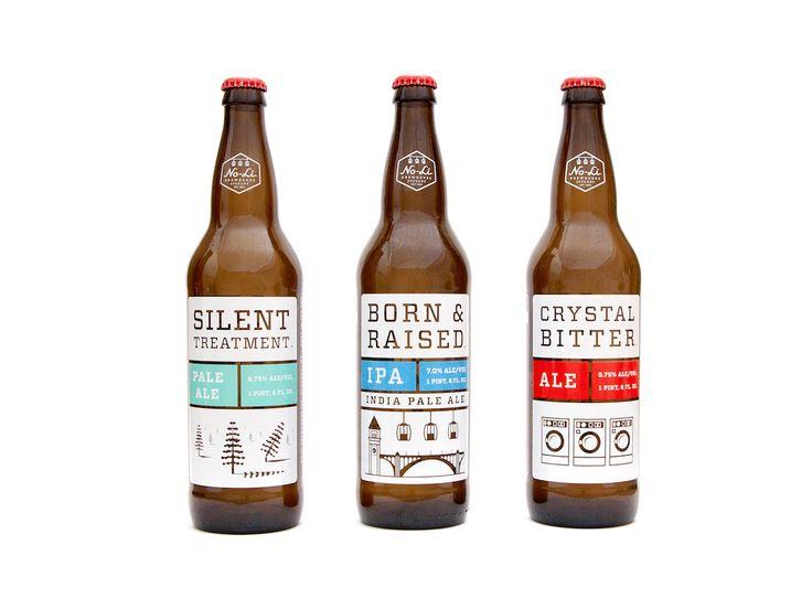 Beer bottles - Great design
