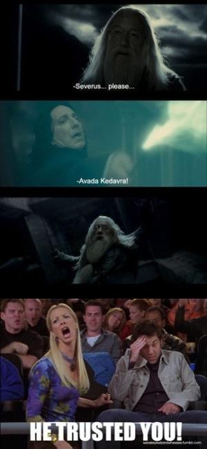 hahahah phoebe!