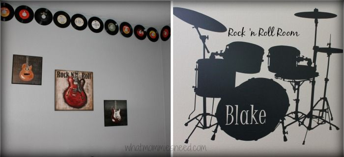 Rock N Roll Home Decor Rock And Roll Room Decorating Ideas Rock N Roll Home