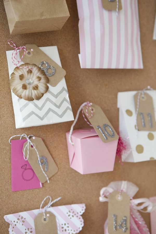 Unique Bridal Shower Gift Ideas For Her : Unique Bridal Shower Gift // how to make a darling