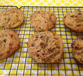 Paleo Chocolate Chip Scone Recipe- gluten free, grain free, low ...