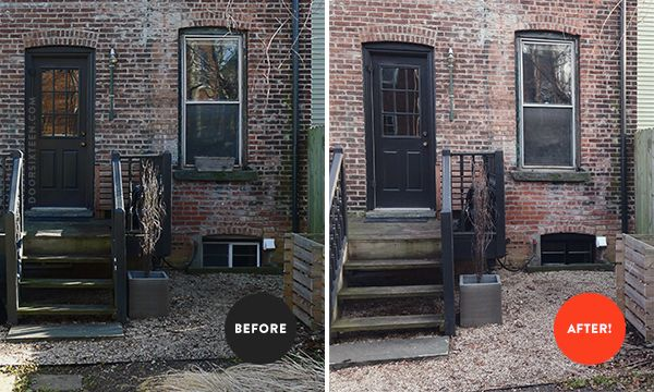 Vinyl windows painted vinyl windows for Painting vinyl windows exterior