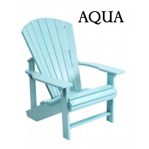 Plastic Adirondack Chair plastic adirondack chairs  Recycled Plastic ...