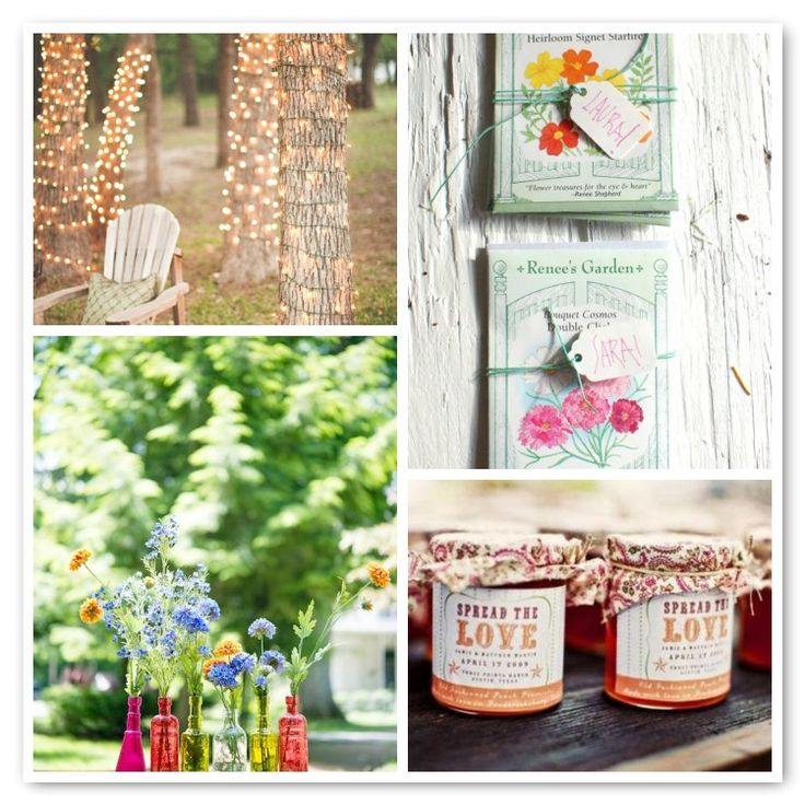 Simple Backyard Wedding Ideas For Summer : Wedding Ideas For Summer  Inspiration Sweet & Simple Summer Backyard